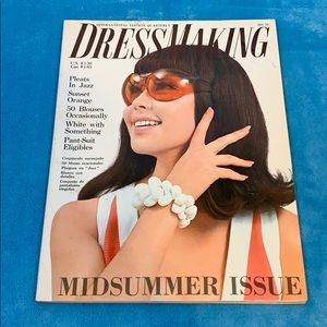 1969 FASHION Dressmaking International Quarterly